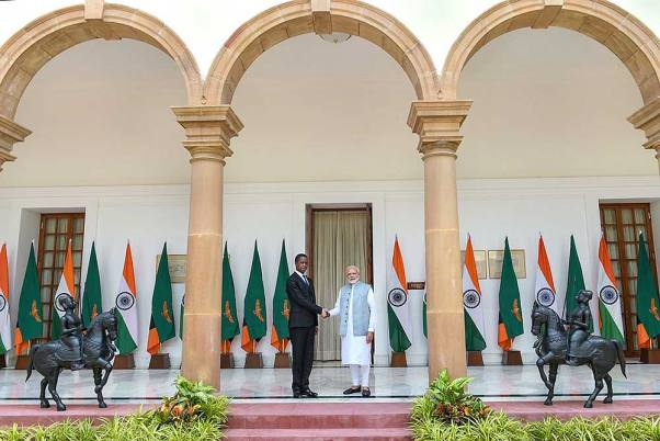 India, Zambia Sign 6 Agreements; Strengthen Cooperation In Defence, Mineral Resources