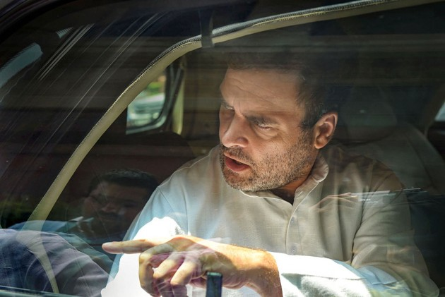 'Disgraceful Misuse Of Power': Rahul Gandhi Flays BJP Govt Over Action Against Chidambaram
