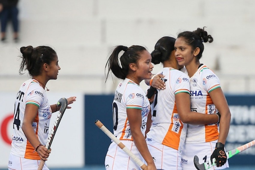Women's Hockey Team Beat Japan 2-1 As India Complete 2020 Tokyo Olympics Test Event Double
