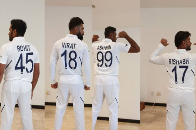 Virat Kohli To Wear 18 As Indian Cricket Team Gets Shirts Numbered