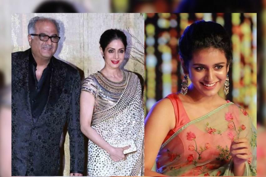Sridevi Bungalow: Boney Kapoor Takes Legal Action Against The Makers Of Priya Prakash Varrier's Film