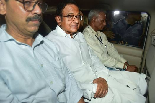 INX Media Case: 20 Questions CBI Asked P Chidambaram