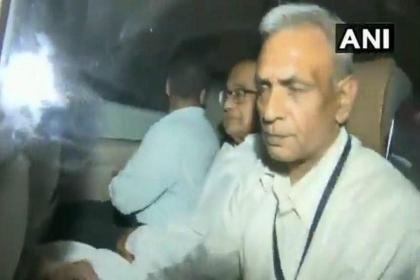 'Democracy Stands Dead At Hands Of BJP,' Says Congress As CBI Arrests Chidambaram In INX Media Case