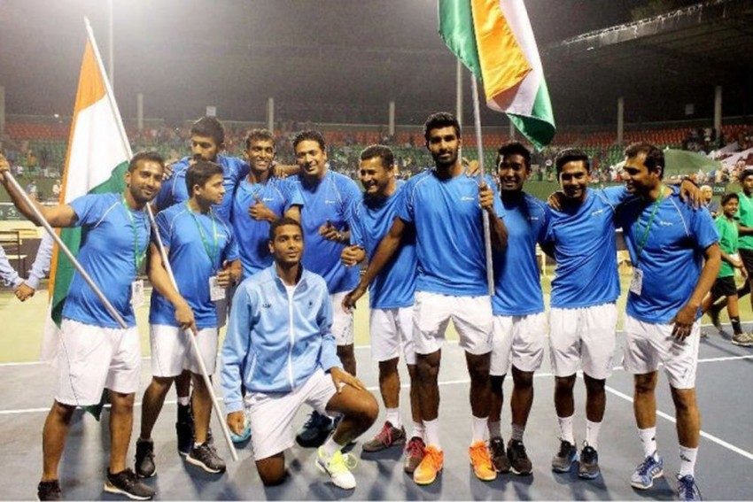 Davis Cup: India-Pakistan Tie Postponed To November