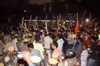 Bhim Army Chief Chandrashekhar Azad Arrested After Clashes In Delhi Over Ravidas Temple Demolition