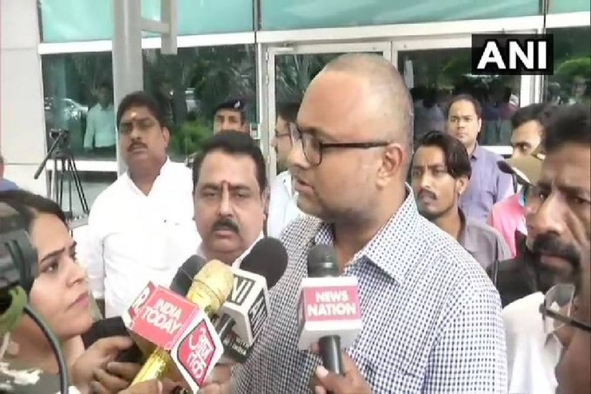 'Never Met Peter Or Indrani Mukerjea,' Says Karti Chidambaram After CBI Arrests Father