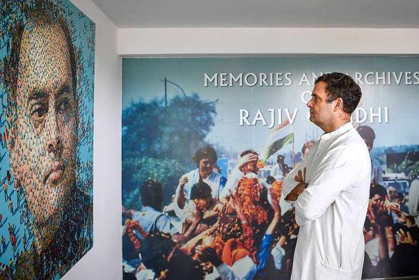 Punjab, Assam And Mizoram Accords Under Rajiv Gandhi Strengthened Indian Union: Rahul Gandhi