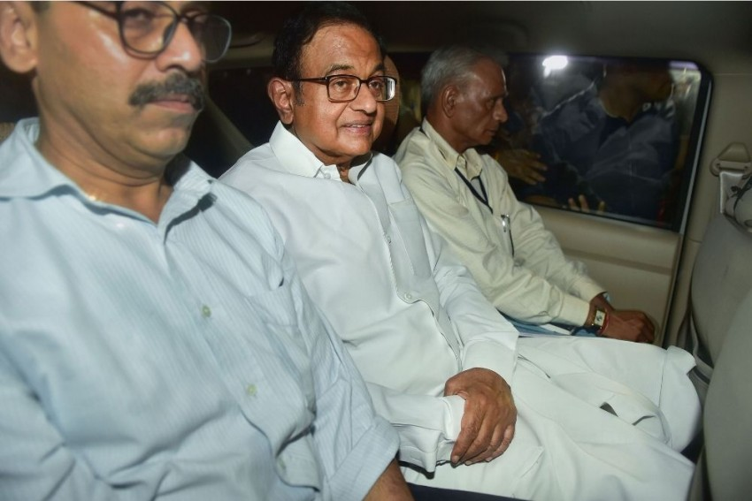 'Broad Daylight Murder Of Democracy, Law': Congress Lashes Out At Centre Over Chidambaram's Arrest