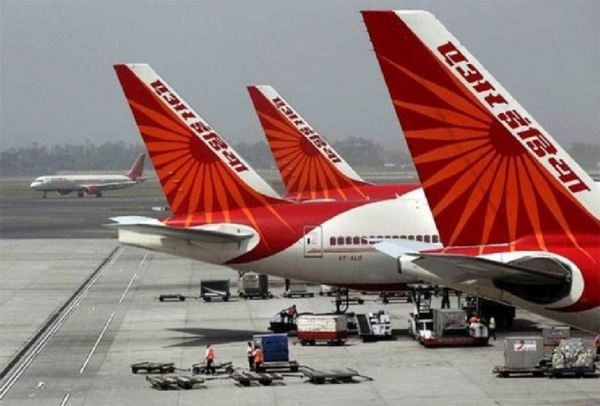 Oil Companies Stop Fuel Supply To Air India At Six Airports Due To Non-payment Of Dues