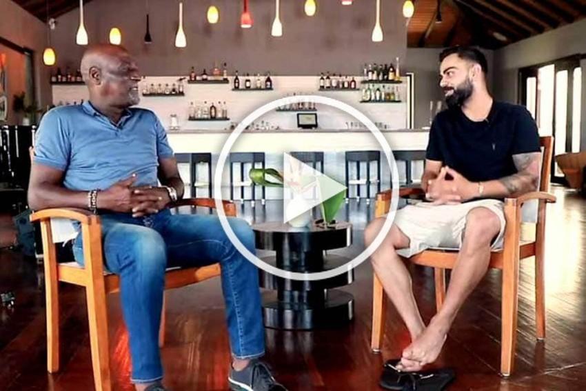 'Bouncers All Part Of The Game' Vivian Richards Tells Virat Kohli – WATCH