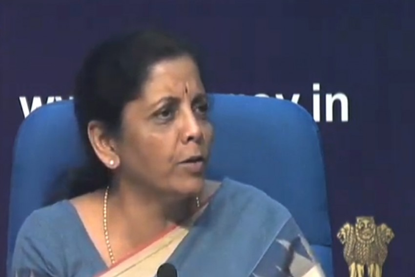 HIGHLIGHTS: Finance Minister Nirmala Sitharaman Announces Measures To Revive Economy