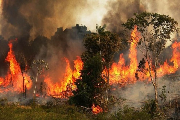 Brazilian President Says Proposal To Discuss Amazon Fires At G7 Sans Brazil Reeks Of 'Colonial Mindset'