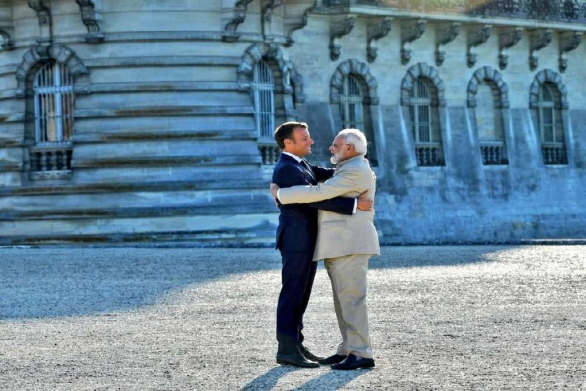 Kashmir Is Bilateral Issue, No Third-Party Should 'Incite' Violence In Region: French President Macron