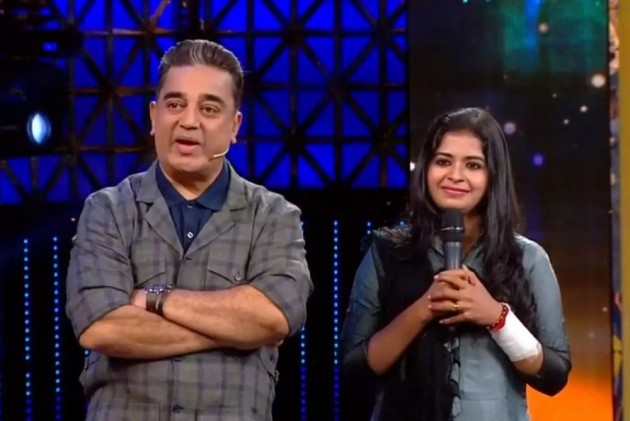 Bigg Boss Tamil 3: Madhumitha Confirms Police Complaint Against Her; Requests Kamal Haasan For Her Payment