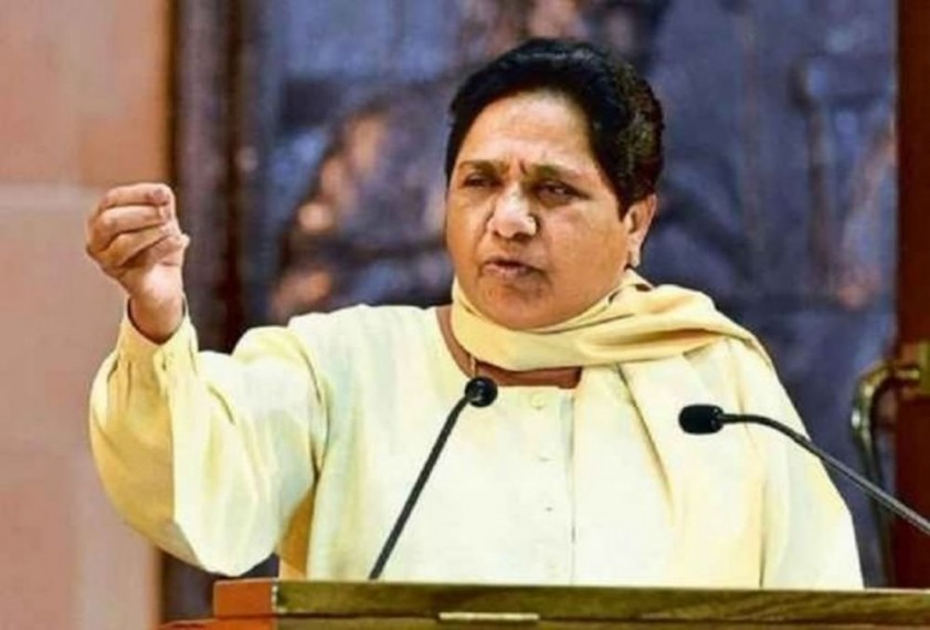 BSP Chief Mayawati Appeals To Centre And Delhi Govt To Find Way To Reconstruct Ravidas Temple