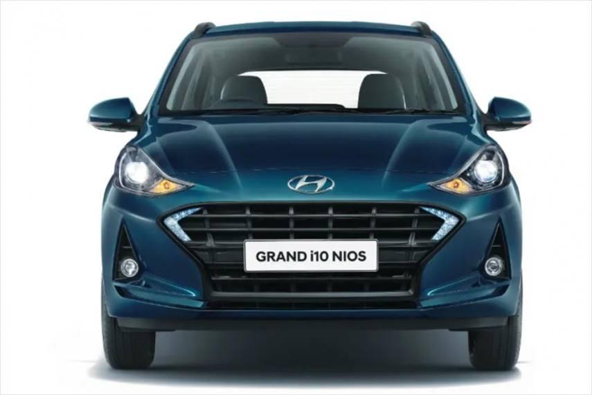 Hyundai Grand I10 Nios In Pictures Interiors Features More