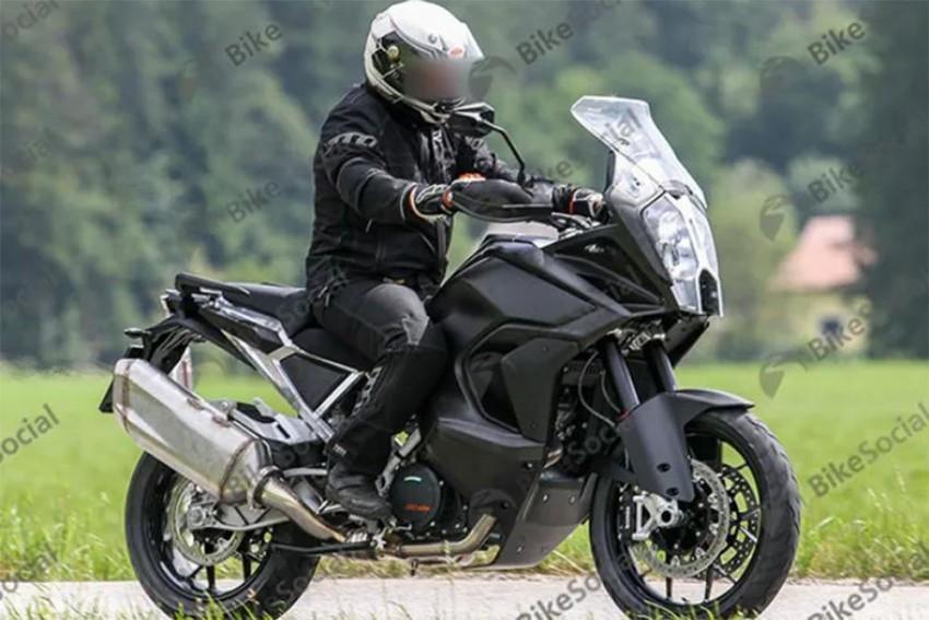 2020 KTM 1290 Super Adventure Spotted Testing