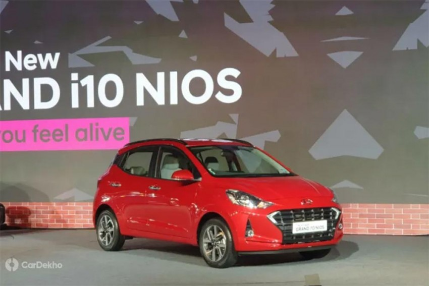 Hyundai Grand i10 Nios Launched At Rs 4.99 Lakh, Undercuts Maruti Swift, Ford Figo