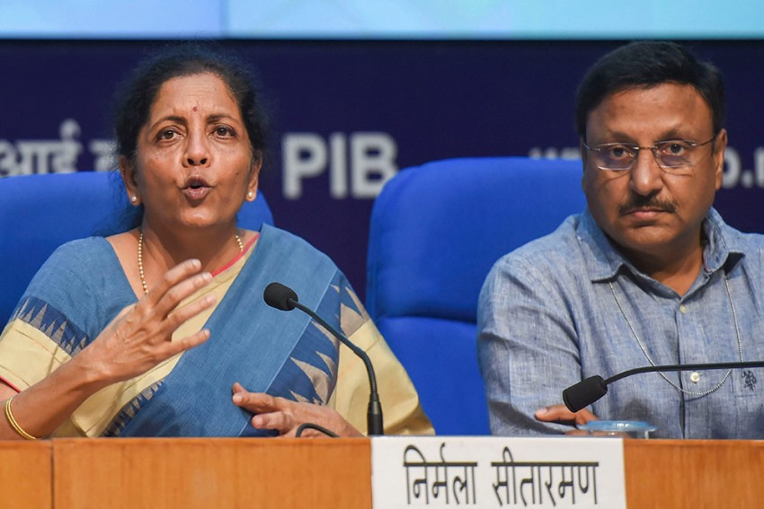 Finance Minister Nirmala Sitharman Announces Slew Of Measures To Boost Economy Amid Slowdown