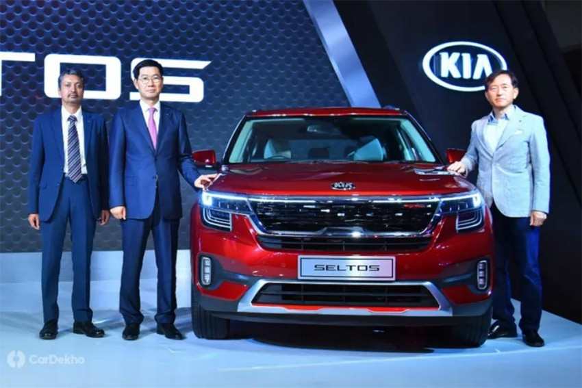 Kia Seltos Launched! Prices Start At Rs 9.69 Lakh