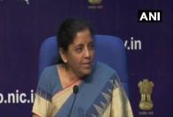 Enhanced Surcharge On FPIs Removed: Finance Minister Nirmala Sitharaman