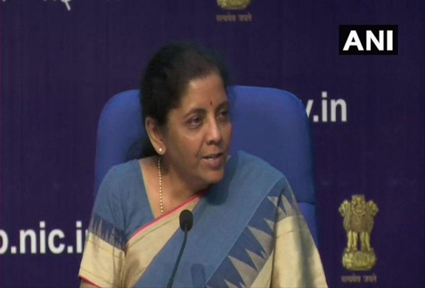 Enhanced Surcharge On FPIs Removed: Finance Minister Nirmala Sitharaman