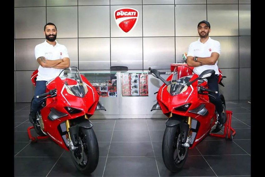 2 Gone, 3 Ducati Panigale V4R's Still Up For Grabs For Rs 51.80 Lakh Each