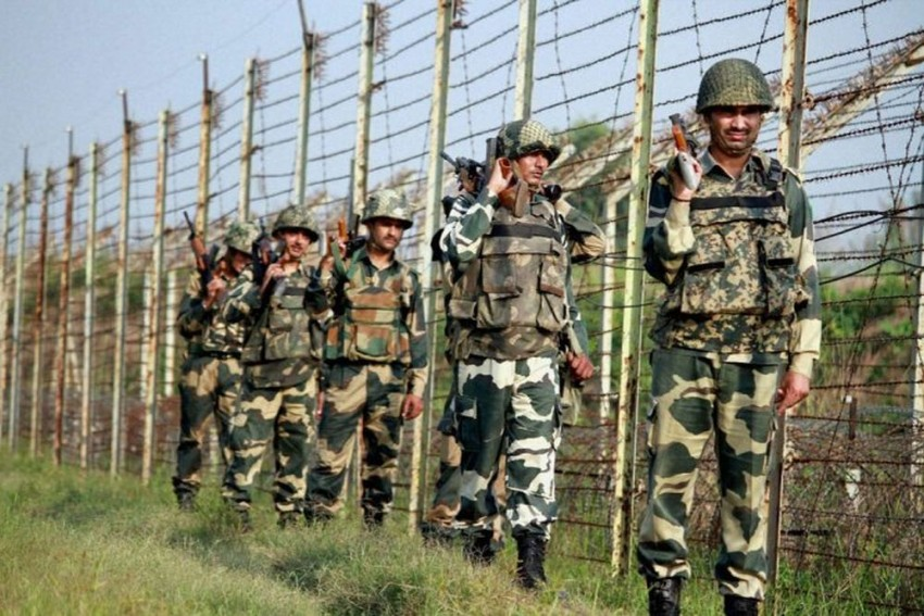 High Alert Along LoC, IB In Jammu And Kashmir Due To Cross-Border Terror Threat