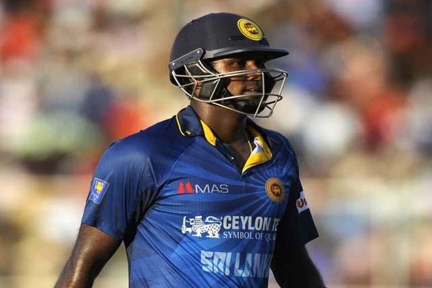 Angelo Mathews, Thisara Perera Omitted From Sri Lanka's T20 Squad For New Zealand Series