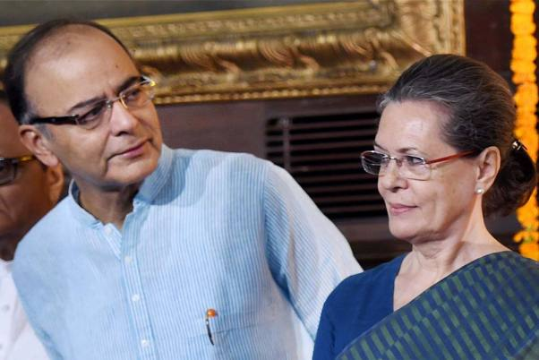 Arun Jaitley's Contributions To Public Life Will Be Remembered Forever: Sonia Gandhi