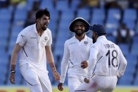 Live Cricket Score, West Indies Vs India, 1st Test, Day 3, North Sound, Antigua