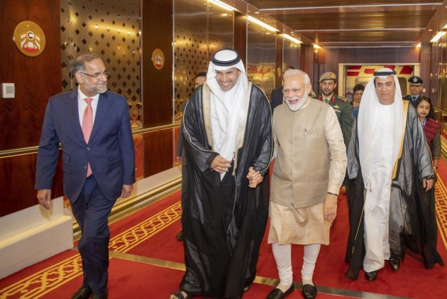 PM Modi Defends Article 370 Move In UAE, Says It Ends 'Isolation' Of J&K Which Was Radicalising Youths