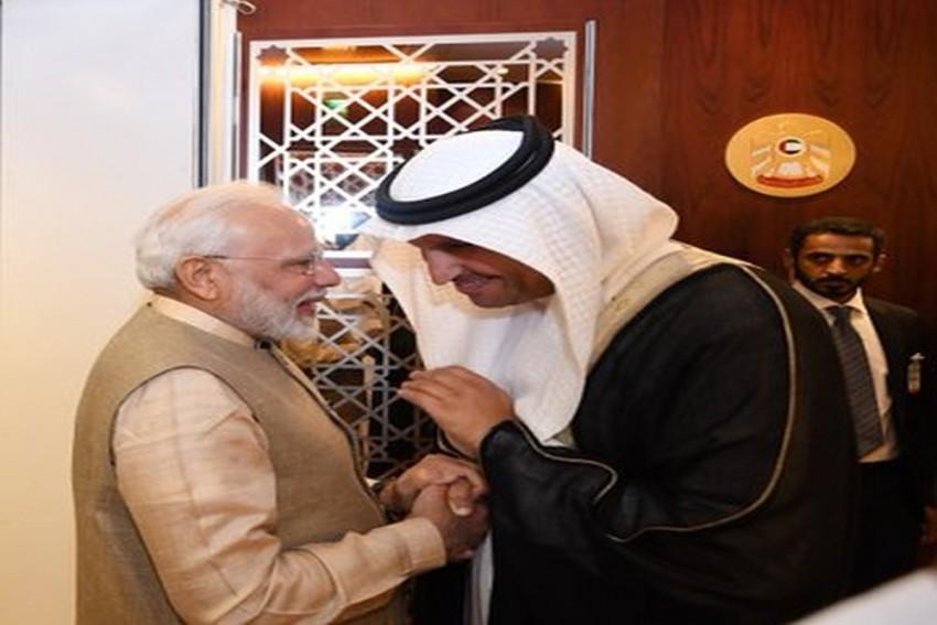 PM Narendra Modi Launches RuPay Card In UAE