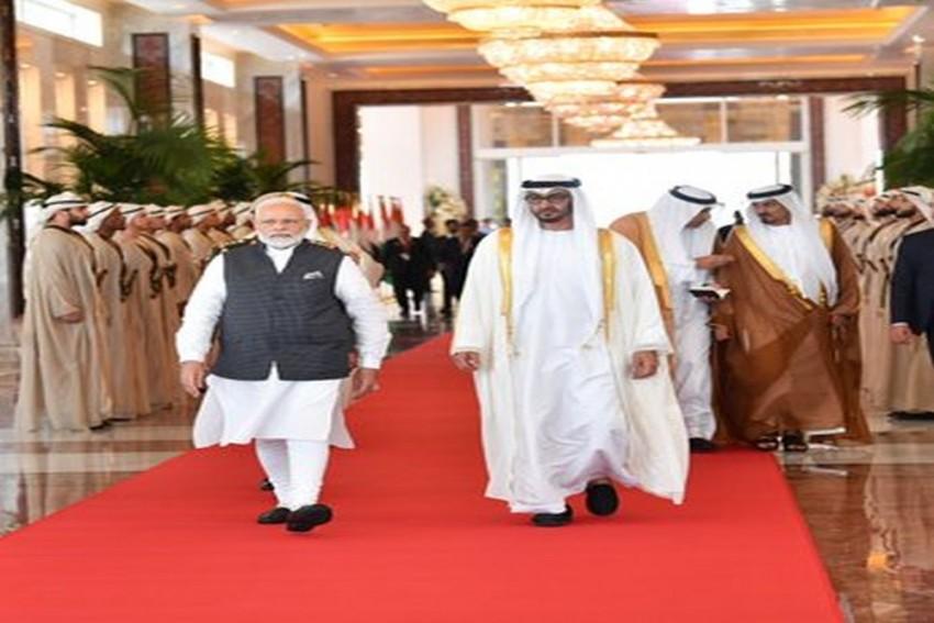 PM Narendra Modi Leaves For Bahrain After UAE Visit