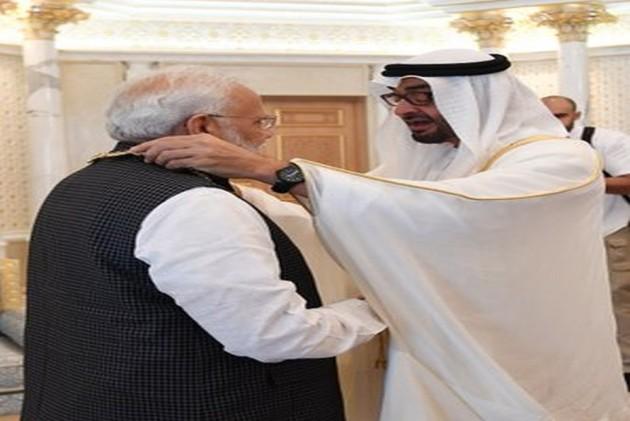 UAE Honours PM Narendra Modi With Highest Civilian Award