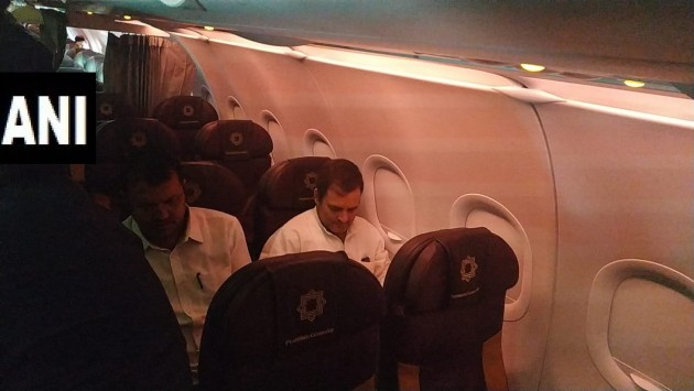 Rahul Gandhi, Other Opposition Leaders To Visit Jammu and Kashmir Today