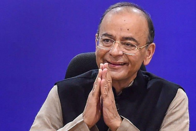 In Memory Of Arun Jaitley: Indian Cricket Team Players Wear Black Armbands In Antigua