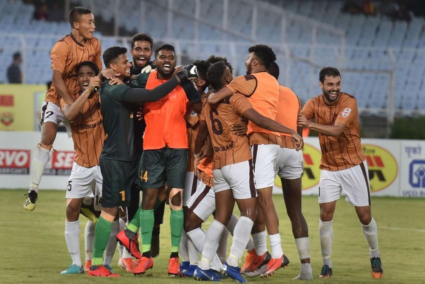 Durand Cup Final: Marcus Joseph-Inspired Gokulam Kerala Stun Mohun Bagan To Lift Trophy