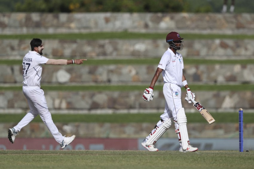 West Indies vs India, 1st Test, Day 2, Highlights: Ishant Sharma Puts IND On Top, WI Trail By 108 Runs