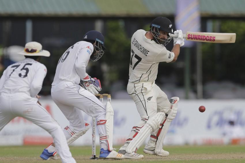 Sri Lanka Vs New Zealand, 2nd Test, Day 4: Colin De Grandhomme, BJ Watling Give Black Caps Healthy Lead