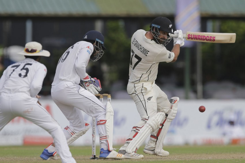SL Vs NZ, 2nd Test, Day 4, Highlights: New Zealand Take 138-Run Lead Against Sri Lanka