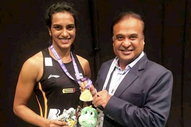 Relentless PV Sindhu Smashes Nozomi Okuhara, First Indian To Win World Badminton Crown