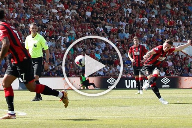 EPL, Bournemouth Vs Manchester City: Liverpool Loanee Harry Wilson Scores Screamer Against Champions Citizens – WATCH