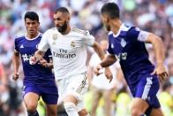 LaLiga, Real Madrid 1-1 Real Valladolid: Sergi Guardiola Denies Zinedine Zidane's men