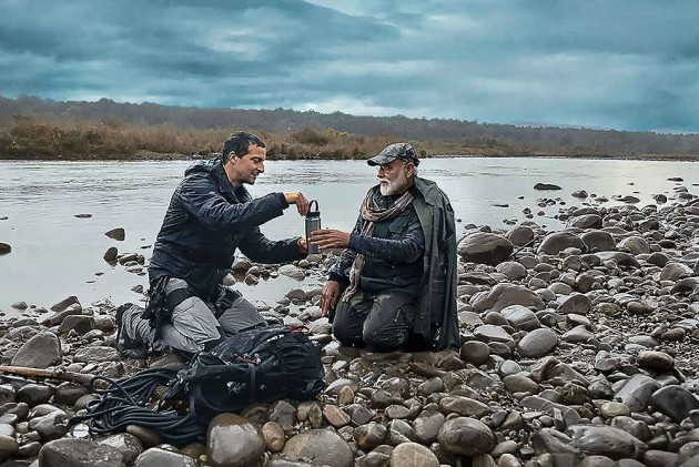 PM Modi Reveals How Bear Grylls Conversed With Him In Hindi In 'Man Vs Wild' Special Episode