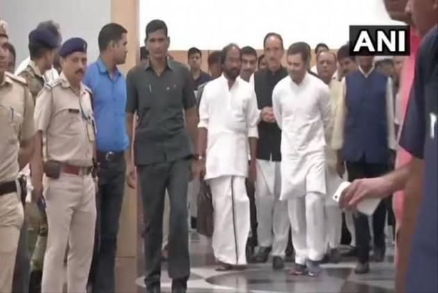 Rahul Gandhi Shares Video Of His Srinagar Visit, Attacks 'Draconian Administration' Of J&K