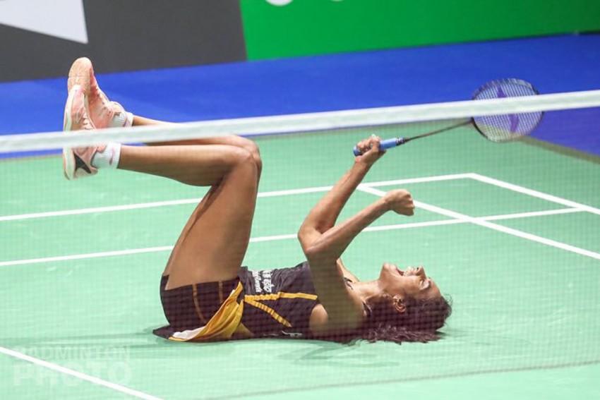 Badminton World Championships, Highlights: PV Sindhu Defeats Nozomi Okuhara To Claim Maiden Gold Medal