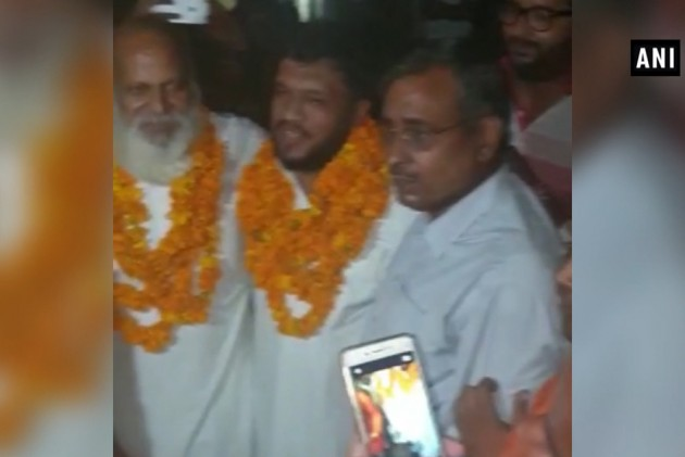 7 Accused In Bulandshahr Cop Lynching Case Get Bail, Welcomed With Garlands