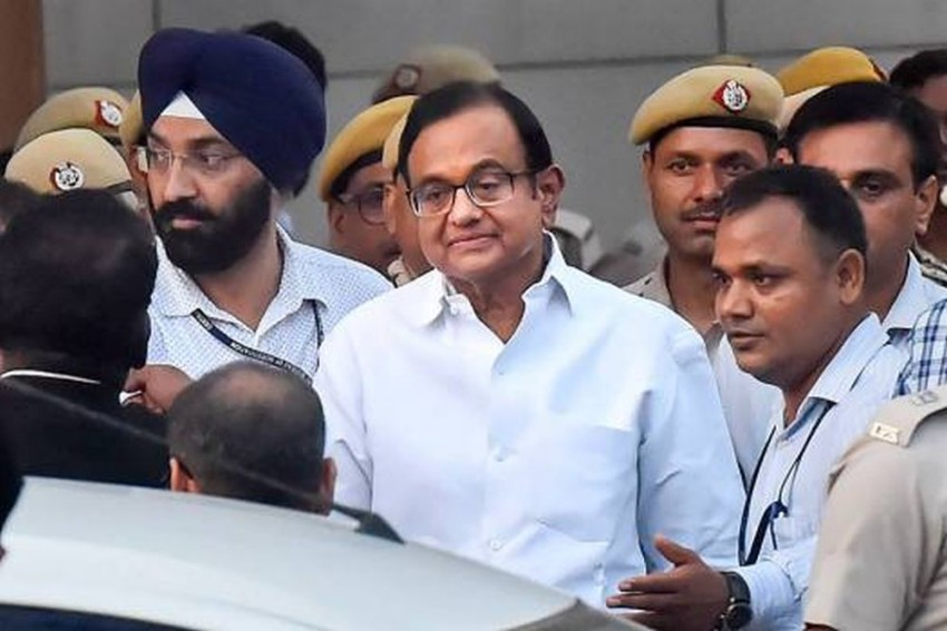 No Relief For Chidambaram, Supreme Court Terms Bail Plea In CBI Case 'Infructuous'