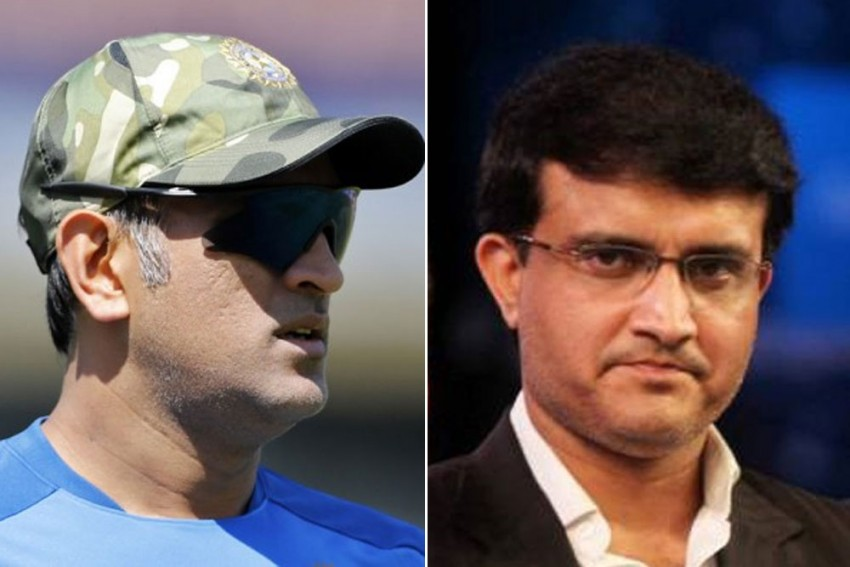 Sourav Ganguly Gives His Opinion On MS Dhoni's Imminent Retirement